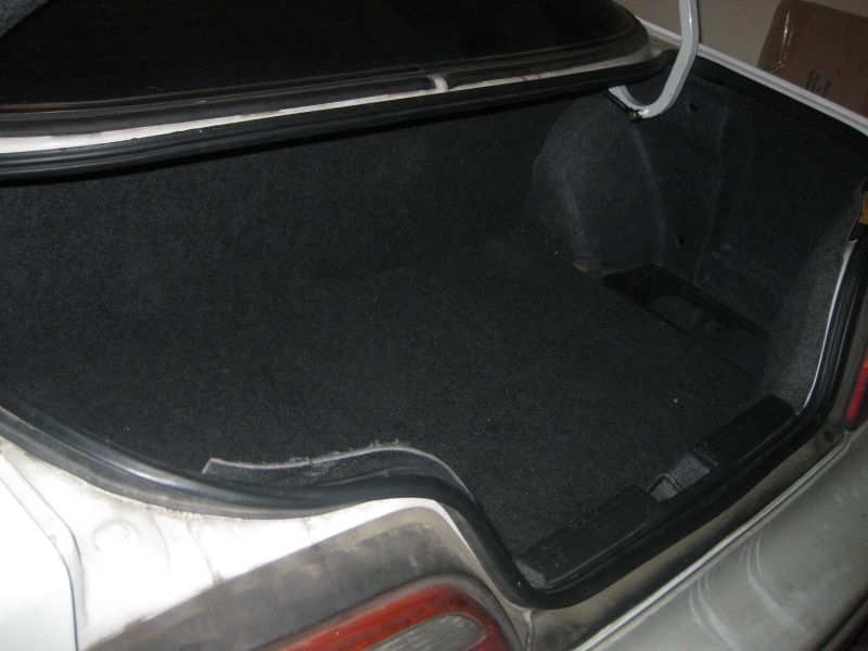 What's your trunk look like? - AcuraLegend.Org - The Acura ...