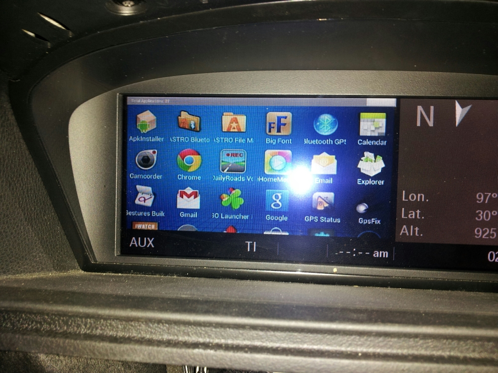 Finally got Android in the car